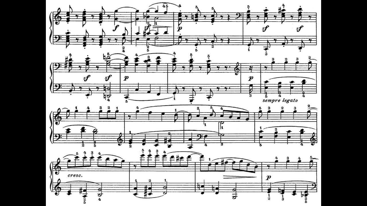 beethoven sonata op 14 no 2 Sonata per pianoforte n 2 (beethoven) sonata per pianoforte n 3 (beethoven) altri progetti  op 14 n 1 n 10 in sol maggiore, op 14 n 2.