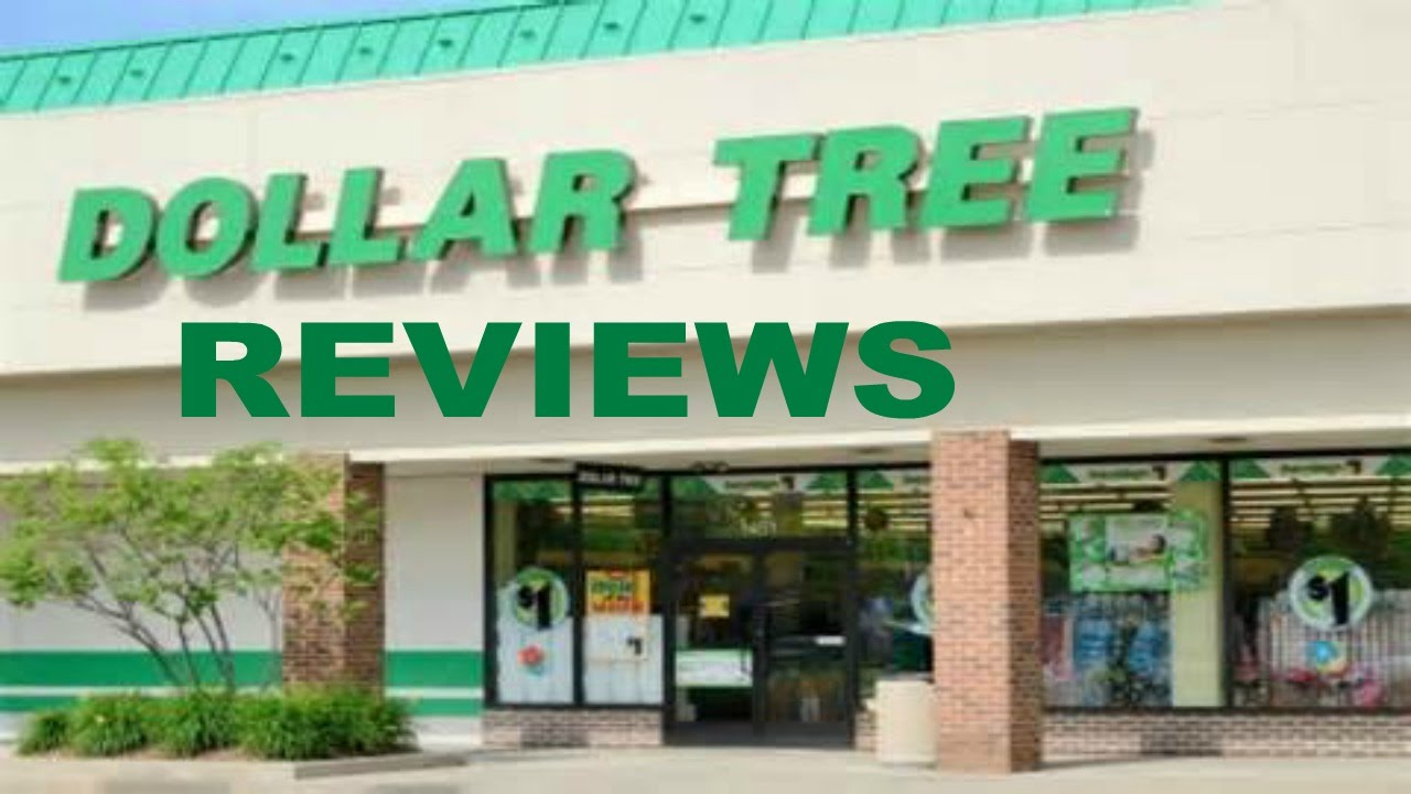 Dollar Tree Reviews #2 - YouTube