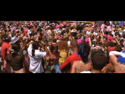 Ultra Nate - 'Free' on Love Parade (Chasing Liberty movie)