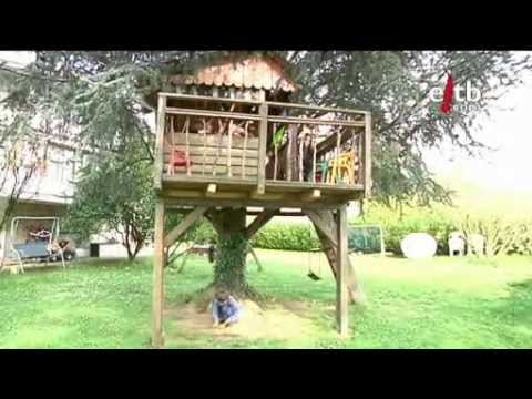 Casitas en rboles fun houses etb2 youtube - Casas de madera en arboles ...