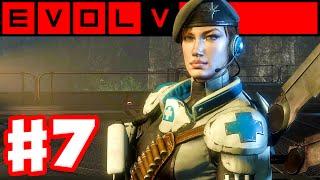 Evolve - Gameplay Walkthrough Part 7 - Val Medic Multiplayer! (Evolve PC Gameplay)