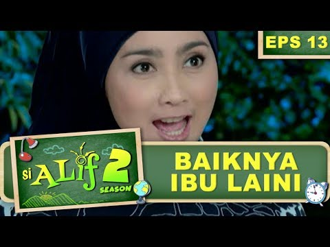 Pak Syukur Di Bela Sama Ibu Laini - Si Alif Season 2 Eps 13 Part 2