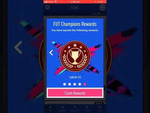 Does FIFA 19 web app increase pack LUck???