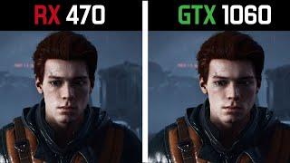RX 470 vs GTX 1060 - Test in 7 Games