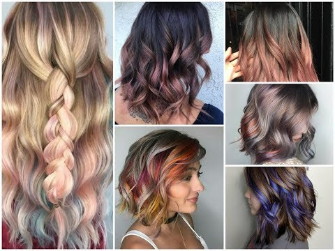 Trendy Balayage Hair Color Ideas For 2019