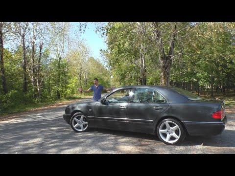 Mercedes E-Class W210 попытка улучшить W124