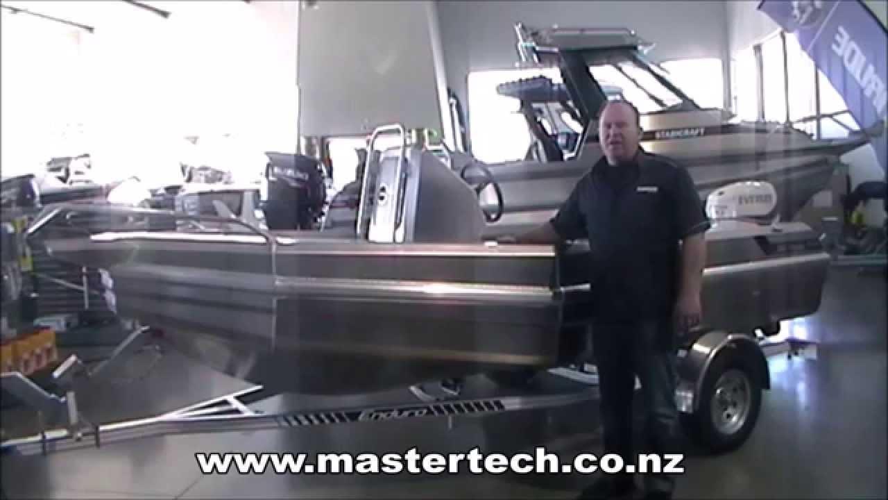 2014 Stabicraft 1410 Frontier - Mastertech Marine