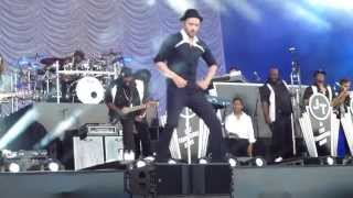 Justin Timberlake Live Dublin - Opening - Like I Love You, Let Me Talk to You Prelude, My Love