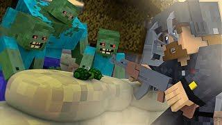 Minecraft Zombies #2 - КАК ВЫЖИТЬ В ЗОМБИ АПОКАЛИПСИС?