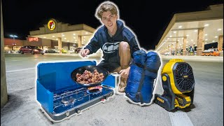 camping-in-a-gas-station-parking-lot-how-we-do-it