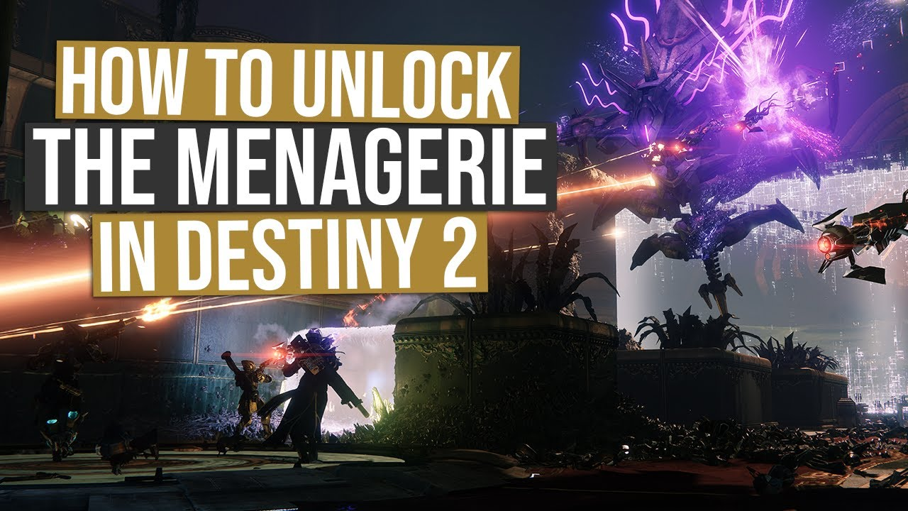 Download How to Unlock the Menagerie in Destiny 2