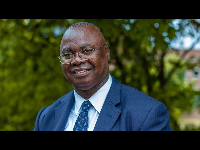 Emmanuel Tuffuor '88 on his Berea College experience and the value of no tuition