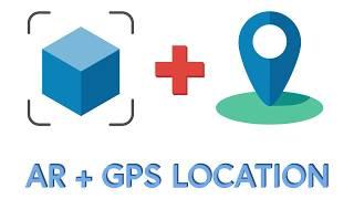 الوحدة AR + GPS المساعد - إنشاء الأساسية المشهد