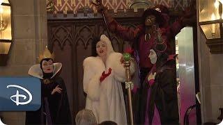 Disney Side 'not-so-scary' Soiree At Magic Kingdom Park   Walt Disney World Resort