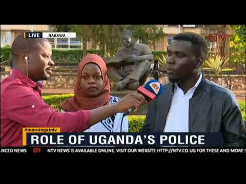 ON THE GROUND: Are young Ugandans satisfied with how police operates?
