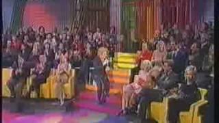Wilma De Angelis canta La Piccinina e Finchè la barca va