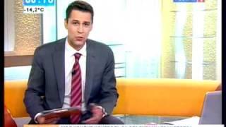 Ведущая «Утра России» проспала начало эфира(http://jurij7070.livejournal.com/448929.html Всё-таки из всех спозараночных телепрограмм «Утро России» («Россия 1») — самая..., 2011-01-28T09:38:18.000Z)