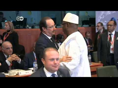 CAR conflict overshadows EU-Africa summit | Journal