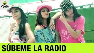SÚBEME LA RADIO - Enrique Iglesias | Zumba Dance Workout By Vijaya Tupurani | Zumba Workout