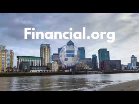 Financial.org - Canary Wharf, London (Farsi)