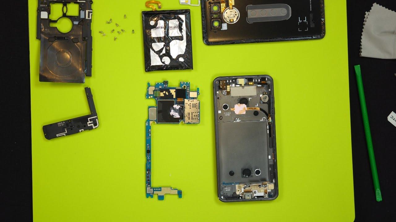 LG G6 Disassembly Teardown! | HighOnAndroid com