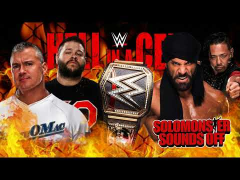 WWE Hell in a Cell 2017 Review | SHANE MCMAHON VS. KEVIN OWENS!