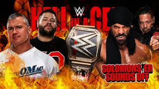 WWE Hell in a Cell 2017 Review   SHANE MCMAHON VS. KEVIN OWENS!