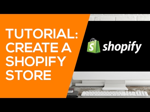 How to Create a Shopify Dropshipping Store Using Oberlo & Al