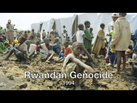 8 Stages of Genocide - YouTube