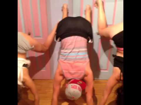 1,2, 3 little twerkers
