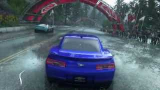 Driveclub - Chevrolet Camaro ZL1 Gameplay @ Canada (Dynamic Weather)