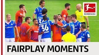 Top 10 Fairplay Moments 2017/18