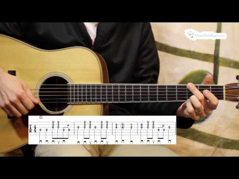 Long Journey Home (Two Dollar Bill) - Free Guitar Lesson w/ Video and Tabs