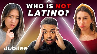 6 Latinos vs 1 Fake | Odd Man Out