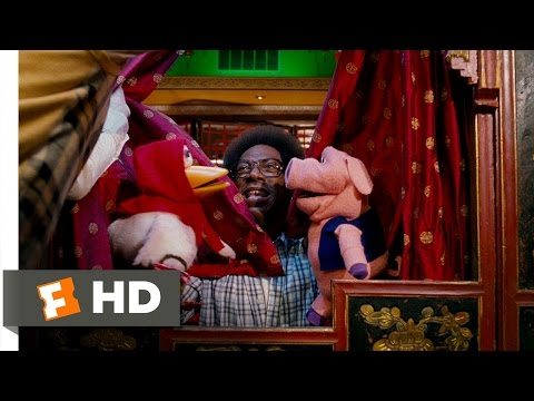 Norbit (3/5) Movie CLIP - Little Red Riding Goose (2007) HD