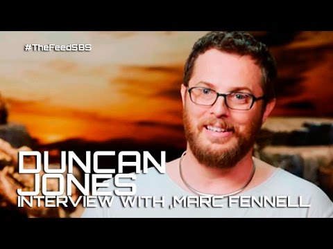 Duncan Jones on Warcraft, David Bowie, & diversity  The Feed