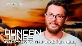 Duncan Jones on Warcraft, David Bowie, & diversity - The Feed