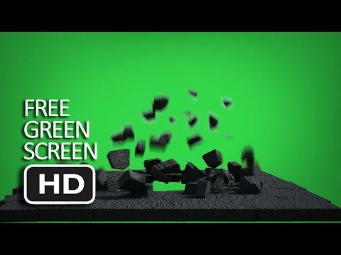 rocks in green screen free stock footageиз YouTube · Длительность: 31 с