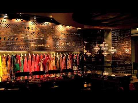 """Indian bridal store """"integrates traditional craft practices with modern construction"""""""
