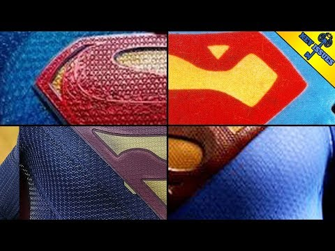 Every Live-Action Superman Suit Ranked from Worst to Best