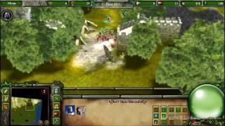 Stronghold Legends Gameplay PC HD