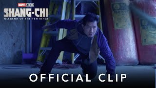 """""""He Has The Pendant Clip""""   Marvel Studios' Shang-Chi and The Legend of The Ten Rings"""