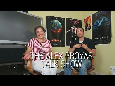 The Alex Proyas Talk  Hosted by Angelo's Mom