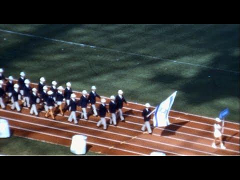 ✘ Eröffnungsfeier München 1972 (Privataufnahmen) Opening Ceremony Munich 1972 (Amateur Footage)