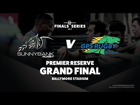 Queensland Premier Rugby: Premier Reserve Grand Final