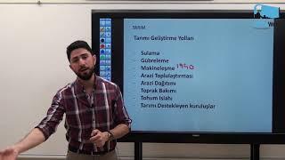 11) 2019 KPSS Engin ERAYDIN Genel Tekrar Türkiyenin Ekonomik Coğrafyası -I