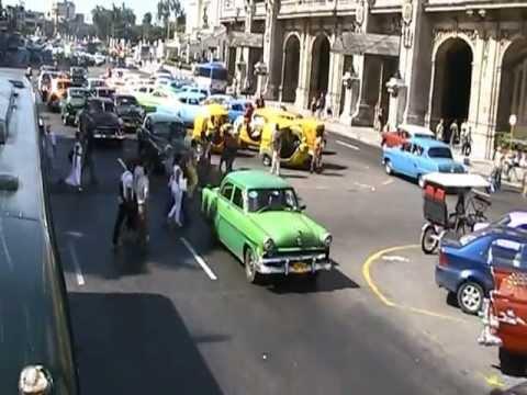 LA CAPITAL DE CUBA RANDY Y FAMILIA EN CUBA