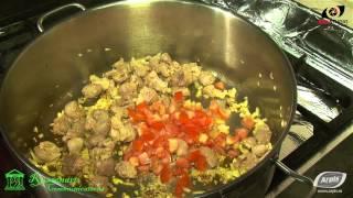 Tocanita de mangalita cu varza murata - Descopera Traditiile Culinare Romanesti