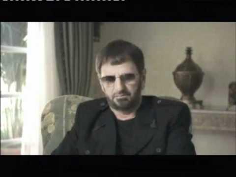 Ringo Cries for George Harrison