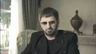 Ringo Cries for George Harrison